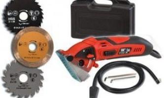 12 Переваг та недоліків електропили роторайзер