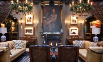 Царський відпочинок: вражаюча розкіш в інтер`єрі історичного готелю