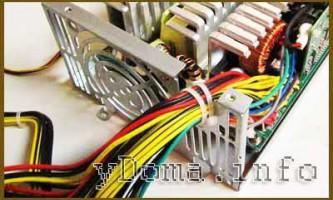 Кольорове маркування проводів блоків живлення комп`ютерів, установка додаткових роз`ємів