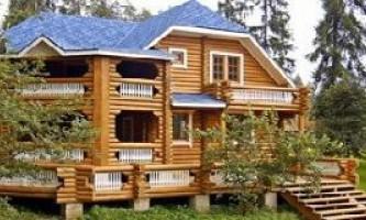 Будинки з оциліндровки в ростові: огляд забудовників дерев`яного домобудівництва