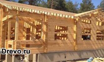 Фактори ризику при будівництві будинку з бруса