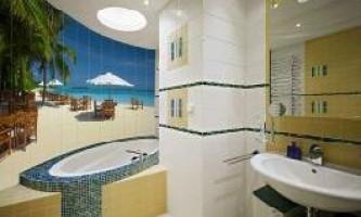 Фотоплитка для ванної