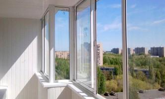Холодне скління балкона: плюси і мінуси, ідеї та варіанти