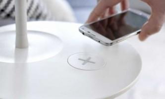 Інновація від ikea: серія меблів і світильників для підзарядки мобільних пристроїв