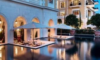 Істинний шик: розкішний дизайн інтер`єру нового готелю в чорногорії