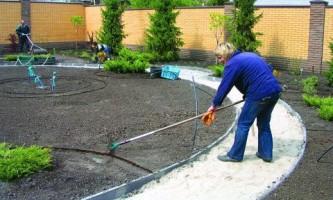 Як підготувати грунт для створення газону?