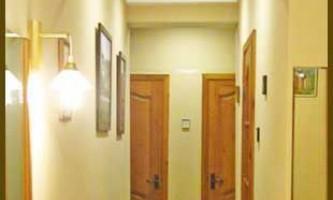 Як зробити і установітьтурнік або поперечину в квартирі