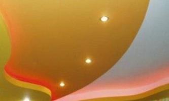 Як зробити стелі з гіпсокартону - покрокове керівництво