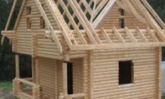Як вибрати деревину для будівництва лазні