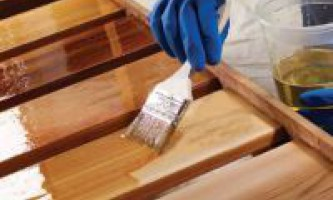 Як захистити деревину від грибка
