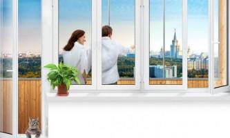 Як засклити балкон або лоджію