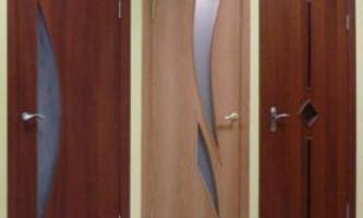 Які міжкімнатні двері вибрати