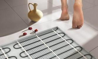 Який краще тепла підлога: критерії вибору