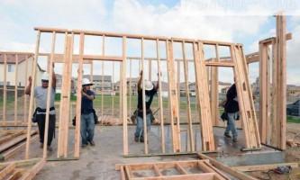Зведення каркасного будинку по системі «платформа»