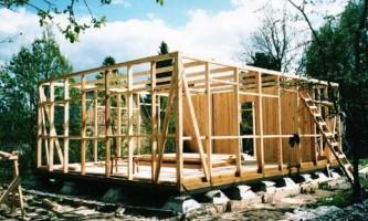 Каркасний будинок: економити легко