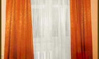 Карниз для віконних штор своїми руками