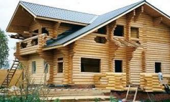 Хто будує будинки з оциліндрованих колод в бєлгороді