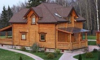 Хто будує будинки з оциліндрованих колод в іваново