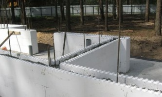 Методи енергоефективного будівництва. Термодім - використання незнімної опалубки