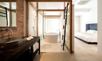 Мінімалістичний розкіш в дизайні інтер`єру бутік-готелю в таїланді