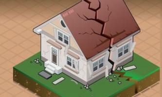 Чи можна будувати будинок на просадках і торфовищах?