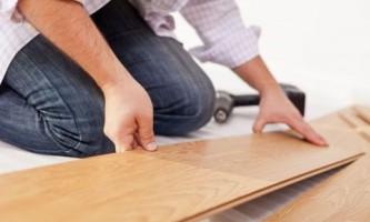 Покриття для підлоги: ламінат