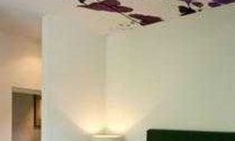Натяжні стелі з тканини