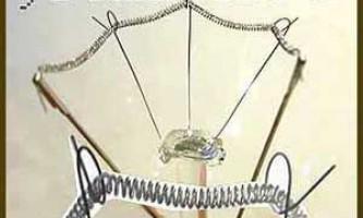 Про лампах розжарювання, компактних, світлодіодних, стрічках і прожекторах