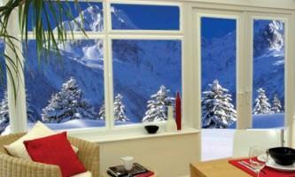 Вікна: як зменшити тепловтрати?