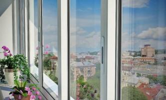 Скління лоджій і балконів алюмінієвим профілем: робимо самі