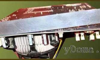 Переробка системи крепленіярадіатора процесора комп`ютера