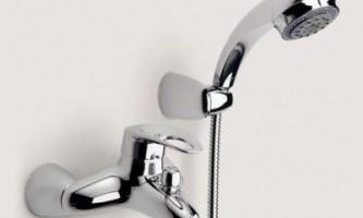 Перемикач «ванна-душ» - різновиди і ремонт