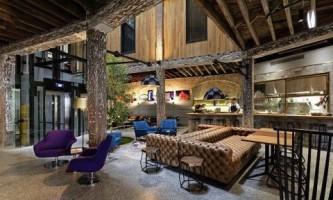 Перший в світі instagram-готель: розкішний інтер`єр і стіна для селфі