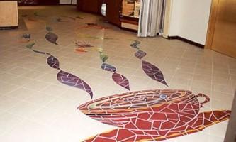 Плитка для підлоги: «за» і «проти»