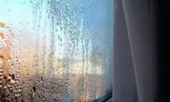 Чому потіють пластикові вікна