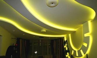Підключення світлодіодної стрічки в квартирі