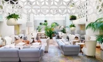 Рай в серці барселони: розкішний інтер`єр готелю підкорює своєю пишністю