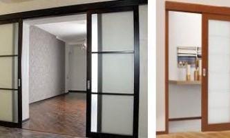Розсувні системи для міжкімнатних дверей