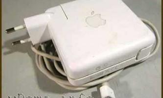 Ремонт адаптера живлення ноутбука apple magsafe 85w