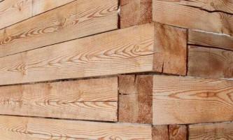 Шліфування будинку з бруса: особливості та рекомендації