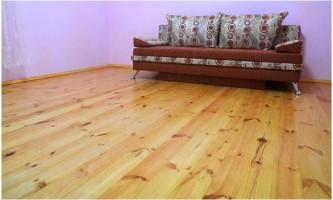 Шліфування дерев`яної підлоги своїми руками
