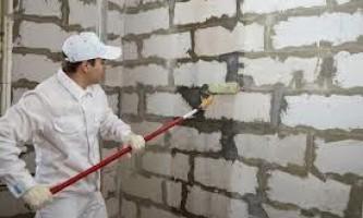 Штукатурка стін гіпсовою штукатуркою