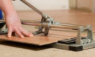 Поради про те, як правильно різати керамічну плитку. Робимо самі.