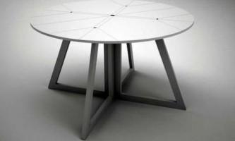 Столик - за принципом орігамі