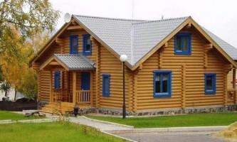 Будівництво будинків з оциліндрованих колод в уфі