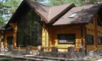 Будівництво будинків з оциліндрованих колод у володимирській області