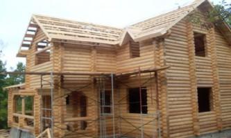 Будівництво будинків з оциліндровки: «за» і «проти»