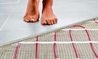 Тепла плитки для підлоги в різних приміщеннях