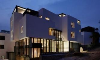Дивовижний дизайн готелю в китаї вражає своєю оригінальністю