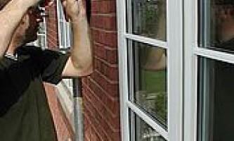 Установка дерев`яних вікон в цегляних і панельних будинках